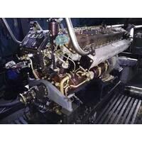 Запасні частини для двигуна 1Д12