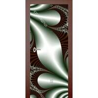 3D двері 3D візерунок 973, 80х200 см