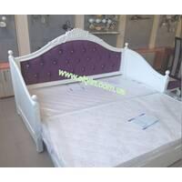 Кровать Скарлет софа с дополнительным спальным местом