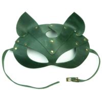 Маска кішки LOVECRAFT зелена