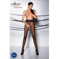 Еротичні колготки TIOPEN 001 nero 1/2 (20 den) - Passion