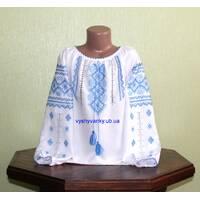 вишита сорочка ручної роботи для дівчинки