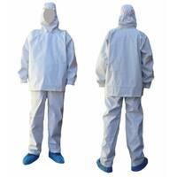 Комплект одягу протиепідемічний ізолювальний багаторазовий нестерильний (повний)