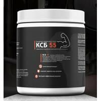 KSB-55 - Концентрат Сывороточного Белка (КСБ-55)-банка, 350 грамм
