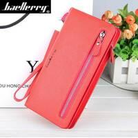 Женский  клатч портмоне  Baellerry Italia (Красный)