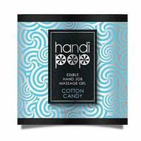 Пробник Sensuva - Handipop Cotton Candy (6 мл)