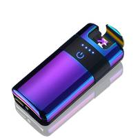 Запальничка SUNROZ MLT155 портативна електронна акумуляторна USB запальничка Хамелеон