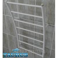 Дизайнерський полотенцесушитель Wave 9/ 500 мм з нержавіючої сталі у формі хвилі. Водяний. 1/2. Україна