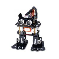 Учебный набор робототехніки SunFounder DIY 4 - DOF Robot Kit танцующий робот на Arduino