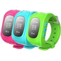 Детские умные часы телефон Smart Baby Watch Q50 с аудиомониторингом (приложение IWatch )