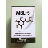 MBL-5 - Капсулы для интенсивного похудения (МБЛ-5)