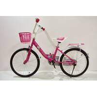"""Велосипед 20""""- Remmy VIOLETTA рама-13"""" розово-білий (глянець)"""