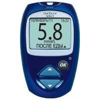 Глюкометр One Touch Select® (LifeScan, США)