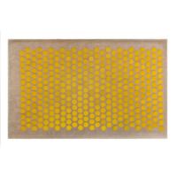 Коврик массажно-акупунктурный Lounge maxi 80х50 см желтый OnhillSport