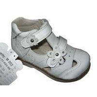Дитячі ортопедичні туфлі для дівчаток Mimy арт.M 002, мод. 71-023-00, (Туреччина)