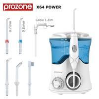 Ирригатор полости рта X64 POWER White ProZone