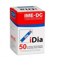 Діагностичні тест-полоски IME - DC IDIA, 50 шт.