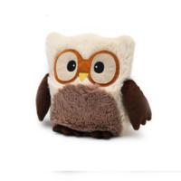 Іграшка-грілка Сова кремова Intelex