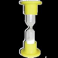 Пісочний годинник процедурний тип 2-4 (5 хв.), Стеклоприбор