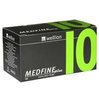 Універсальні голки Wellion MEDFINE plus для інсулінових шприц-ручек 10 мм ( 31g x 0,25 мм)