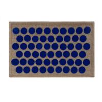 Коврик массажно-акупунктурный Lounge mini 32х21 см (синие фишки) OnhillSport
