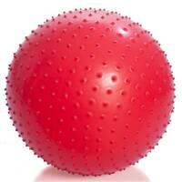 Мяч гимнастический игольчатый (диаметр 65 см) М-165 Тривес
