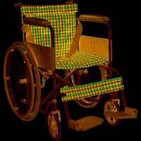 Коляска інвалідна Golfi - 2 Eko Heaco