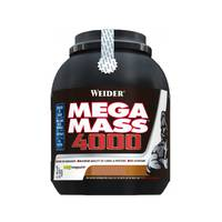Гейнер Mega Mass 4000 NEW FORMULA 3 кг Банка WEIDER