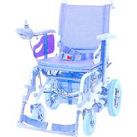 Коляска інвалідна багатофункціональна з електроприводом JT - 320 Heaco