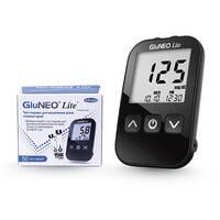 Акційний набір Глюкометр GluNeo Lite (ГлюНео Лайт) з 60 тест-полосками