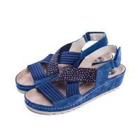 Жіночі ортопедичні босоніжки VESUVIO BLUE 8800 Mubb