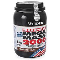 Гейнер Mega Mass 2000 4,5 кг банка WEIDER