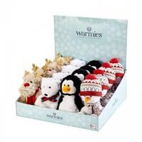 Набор Рождество (4 шт.): Олень, Мишка полярный, Мыс или Снеговик Intelex