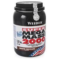 Гейнер Mega Mass 2000 3 кг банка WEIDER