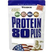 Протеїн Protein 80  Вишня-марципан WEIDER 500 гр