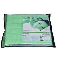 Електропростирадл (темно-зелений з текстурою) 120х160 Yasam