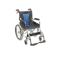 Інвалідна коляска алюмінієва без двигуна G503 Heaco