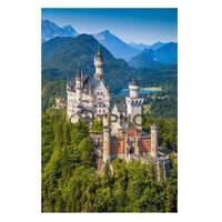 Карбоновий обігрівач-картина Тріо Замок