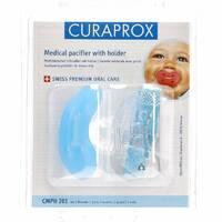 Медична соска із смужкою від 8 місяців Curaprox