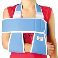 Бандаж для фіксації ліктьового суглоба і плечевго пояса РП-6К-М (UNI) Реабилитимед (Україна)