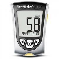 Глюкометр FreeStyle Optium, (ABBOTT, США)