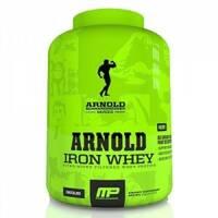 Протеїн Iron Whey MUSCLE PHARM 2.2 кг