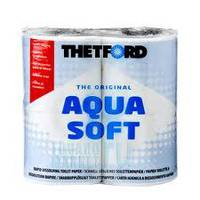 Туалетная бумага для биотуалета Aqua Soft, (Thetford, Голландия)