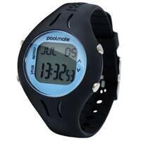Swimovate Годинник для плавання Poolmate Black