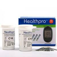 АКЦИЯ! Тест-полоски HealthPro 100 шт.