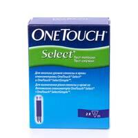 One Touch Select 50 шт, Більше замовлення - менше ціна !