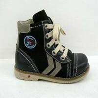 Дитячі ортопедичні чоботи для хлопчиків Mimy арт.309, мод.57-012-011, (Туреччина)
