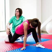 Індивідуальне зайняття лікувальною фізкультурою для дорослих