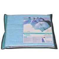 Електропростирадл (блакитний з текстурою) 120х160 Yasam