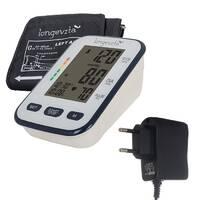 Вимірник тиску автоматичний LONGEVITA BP - 102m   адаптер в подарунок!